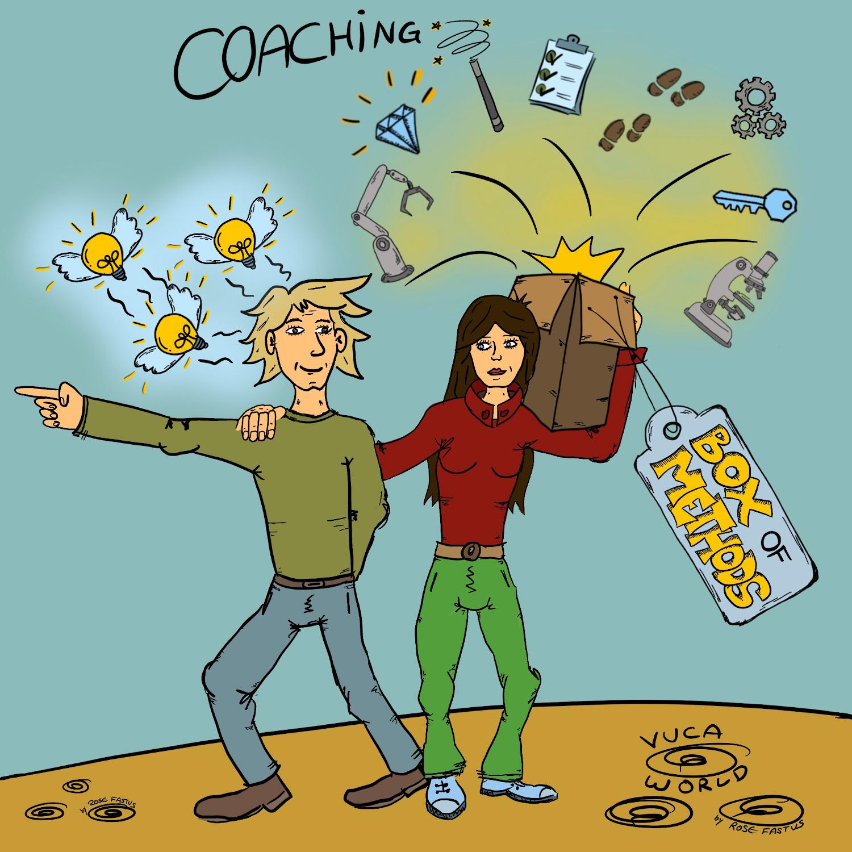 Coaching - mein Selbstverständnis